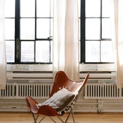 Ładna aranżacja okna