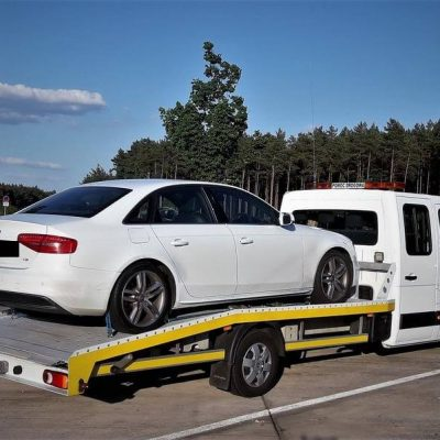 Firmy oferujące pomoc drogową